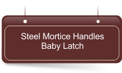 Iron Mortice Handles