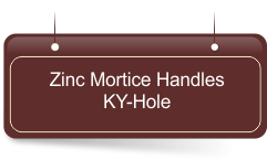 BRASS HANDLE KY-HOLE