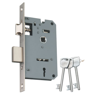 MORTICE HANDLES AND LOCKS KM6